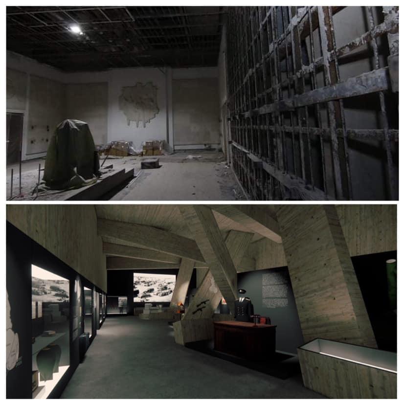 Появится новая экспозиция: в Днепре реконструируют зал исторического музея (Фото). Афиша Днепра